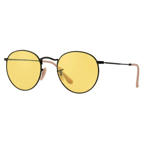 8d83745f7 RAY BAN RB 3447 9066/4A 50 ROUND METAL EVOLVE