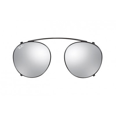 RAY BAN CLIP-ON RB 2180-C 2509/B8 49