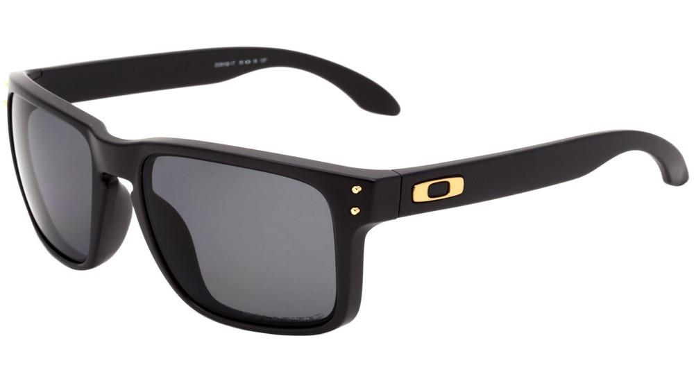 b17ee47dc4 OAKLEY-OO9102L-17-HOLBROOK-POLARIZADO Oakley Batwolf - Matte Black/Grey Polarized  Óculos de Sol na eÓtica. Oakley Twoface Polished Black/Blc Iri ...