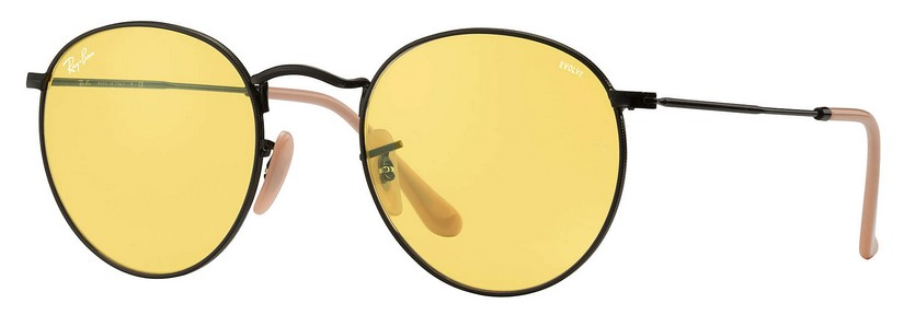 9b62a9028d603 ÓCULOS RAY BAN ROUND METAL RB 3447 9066 4A EVOLVE