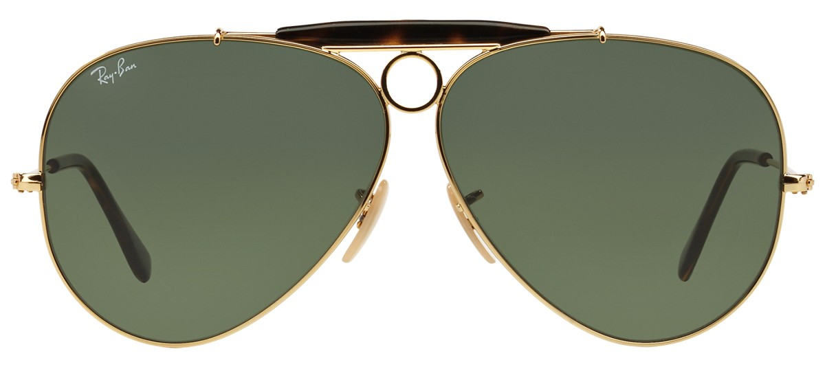 31708907a RAY BAN RB 3138 181 62 SHOOTER
